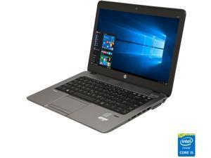 "HP Laptop Grade A EliteBook 840 G1 Intel Core i5 4th Gen 4300U (1.90 GHz) 8 GB Memory 240 GB SSD Intel HD Graphics 4400 14.0"" Windows 10 Pro 64-Bit"