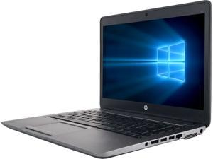 "HP Laptop EliteBook 840 G1 Intel Core i7 4th Gen 4600U (2.10 GHz) 8 GB Memory 500 GB HDD Intel HD Graphics 4400 14.0"" Windows 10 Pro 64-Bit (Multi-Language Support English / Spanish)"