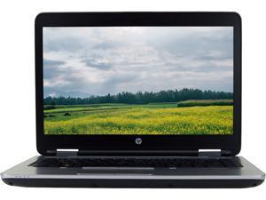 "HP Grade A Laptop 640 G2 Intel Core i5 6th Gen 6300U (2.40 GHz) 8 GB Memory 480 GB SSD 14.0"" Windows 10 Pro 64-Bit"