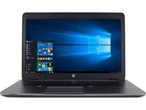 "HP B Grade Laptop 850 G2 Intel Core i5 5th Gen 5200U (2.20 GHz) 8 GB Memory 128 GB SSD 15.6"" Windows 10 Pro 64-Bit"