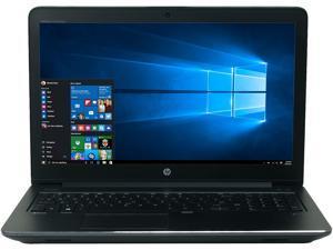 "HP Laptop ZBook 15 G3 Intel Core i7 6700HQ (2.60 GHz) 16 GB Memory 480 SSD 15.6"" Windows 10"