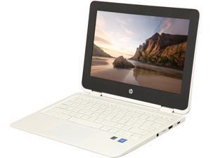 "HP 2-in-1 Convertible Chromebook X360 11-ae131NR, 4WJ63UA#ABA, 11.6"" HD IPS Touchscreen, Intel Celeron N3350 Processor, 4 GB RAM, 32 GB SSD, WiFi, Webcam, Bluetooth, Chrome OS - Grade A"