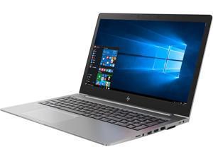 "HP ZBook 15U G3 6ZG40UT#ABA Mobile Workstation Intel Core i7 6th Gen 6500U (2.50 GHz) 16 GB Memory 256 GB SSD AMD FirePro W4190M 15.6"" Windows 10 Pro 64-bit"