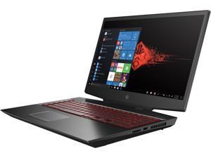 """HP OMEN 17-cb0020nr 17.3"""" IPS Intel Core i7 9th Gen 9750H (2.60 GHz) NVIDIA GeForce GTX 1660 Ti 8 GB Memory 128 GB SSD 1 TB HDD Gaming Laptop"""