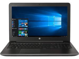 "HP ZBook 15 G3 Laptop Intel Core i7 6th Gen 6820HQ (2.70 GHz) 16 GB Memory 512 GB SSD NVIDIA Quadro M1000M 15.6"" Windows 10 Pro A Grade"