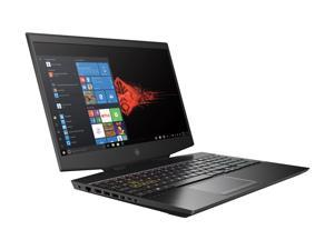 "HP OMEN 15 (2020) - 15.6"" FHD - Intel Core i7-10750H - GeForce GTX 1660 Ti - 8 GB DDR4 - 512 GB SSD - Gaming Laptop (15-dh1020nr)"