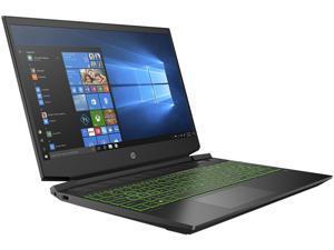 "HP Pavilion 15-ec1020ca 15.6"" 144 Hz IPS AMD Ryzen 7 4000 Series 4800H (2.90 GHz) NVIDIA GeForce GTX 1660 Ti Max-Q 8 GB Memory 512 GB SSD Windows 10 Home 64-bit Gaming Laptop"