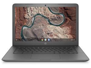 "HP 14-db0002ca Chromebook AMD A4-Series A4-9120C (1.60 GHz) 4 GB Memory 64 GB eMMC SSD 14.0"" Chrome OS"