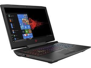 "HP OMEN 17-cb1010ca 17.3"" 144 Hz IPS NVIDIA GeForce RTX 2070 16 GB Memory 256 GB SSD 1 TB HDD Windows 10 Home 64-bit Gaming Laptop"