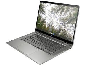 "HP 14c-ca0030ca Chromebook Intel Core i3 10th Gen 10110U (2.10 GHz) 8 GB Memory 128 GB eMMC SSD 14.0"" Touchscreen Chrome OS"