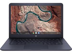"HP 14-DB0031NR Grade A Chromebook AMD A4-Series A4-9120C (1.60 GHz) 4 GB Memory 32 GB eMMC SSD 14.0"" Chrome OS"