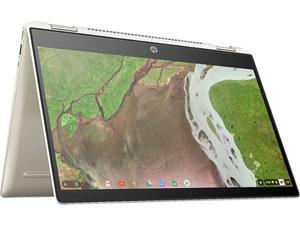 "HP Chromebook x360 14-da0012dx Chromebook Intel Core i3 8th Gen 8130U (2.20 GHz) 8 GB Memory 64 GB eMMC 14.0"" Touchscreen Chrome OS"