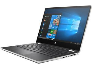 "HP Pavilion x360 14-dh2075nr Intel Core i5 10th Gen 1035G1 (1.00 GHz) 8 GB Memory 256 GB PCIe SSD Intel UHD Graphics 14"" Touchscreen 1366 x 768 Convertible 2-in-1 Laptop Windows 10 Home 64-bit"