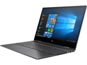 """HP ENVY x360 15-dr1076nr Intel Core i7 10th Gen 10510U (1.80 GHz) 12 GB Memory 256 GB PCIe SSD Intel UHD Graphics 15.6"""" Touchscreen 1920 x 1080 Convertible 2-in-1 Laptop Windows 10 Home 64-bit"""