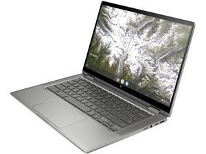 "HP Chromebook x360 14c-ca0020ca Intel Core i3 10th Gen 10110U (2.10 GHz) 4 GB Memory 64 GB eMMC 14"" IPS Touchscreen 1920 x 1080 Chrome OS"