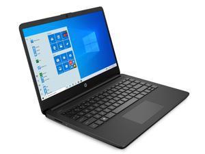 "HP Laptop 14-fq0020nr AMD 3000 Series 3020e (1.20 GHz) 4 GB Memory 64 GB eMMC SSD AMD Radeon Graphics 14.0"" Windows 10 S"