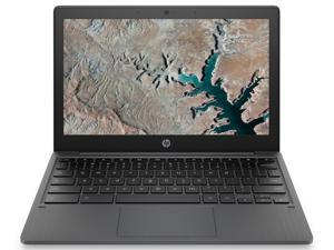 "HP 11a-na0010nr Chromebook MTK MT8183 (2.00 GHz) 4 GB LPDDR4X Memory 32 GB eMMC 11.6"" Chrome OS"