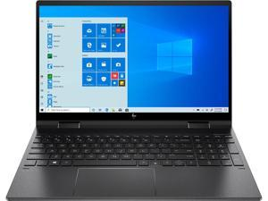 "HP ENVY x360 15M-EE0013DX AMD Ryzen 5 PRO 4500U (2.30 GHz) 8 GB Memory 256 GB NVMe SSD 15.6"" Touchscreen 1920 x 1080 Convertible 2-in-1 Laptop Windows 10 Home 64-bit"