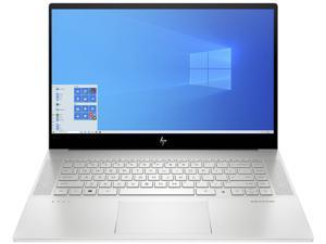 "HP Laptop ENVY 15-ep0010nr Intel Core i7 10th Gen 10750H (2.60 GHz) 16 GB Memory 512 GB PCIe SSD NVIDIA GeForce GTX 1650 Ti 15.6"" Touchscreen Windows 10 Home 64-bit"
