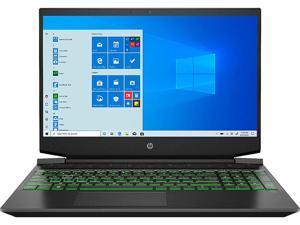 "HP Pavilion 15-EC0003 15.6"" AMD Ryzen 7 3000 Series 3750H (2.30 GHz) NVIDIA GeForce GTX 1650 8 GB Memory 512 GB SSD Windows 10 Home 64-bit Gaming Laptop"