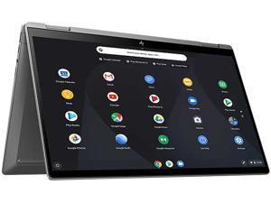 "HP Chromebook x360 14c-ca0030ca Chromebook Intel Core i3 10th Gen 10110U (2.10 GHz) 8 GB Memory 128 GB eMMC SSD 14.0"" Touchscreen Chrome OS"