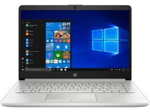 "HP Laptop 14-dk1020nr AMD Athlon Gold 3150U (2.40 GHz) 4 GB Memory 128 GB SSD AMD Radeon Graphics 14.0"" Windows 10 in S mode"