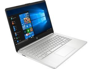 "HP Laptop 14-dq2010nr Intel Core i3 11th Gen 1125G4 (2.00 GHz) 4 GB Memory 128 GB SSD Intel UHD Graphics 14.0"" Windows 10 in S mode"