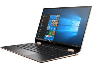 "HP Spectre x360 13-aw2003dx Intel Core i5 11th Gen 1135G7 (2.40 GHz) 8 GB Memory 512 GB PCIe SSD 32 GB Optane Memory 13.3"" Touchscreen 3840 x 2160 Convertible 2-in-1 Laptop Windows 10 Home 64-bit"