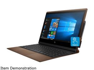 "HP Spectre Folio 13-ak1016nr Intel Core i7 10th Gen 10510Y (1.20 GHz) 16 GB Memory 256 GB PCIe SSD Intel UHD Graphics 13.3"" Touchscreen 1920 x 1080 Convertible 2-in-1 Laptop Windows 10 Home 64-bit"