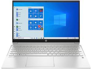 "HP Laptop Pavilion 15-eh1010nr AMD Ryzen 5 5000 Series 5500U (2.10 GHz) 8 GB Memory 512 GB PCIe SSD AMD Radeon Graphics 15.6"" Touchscreen Windows 10 Home 64-bit"