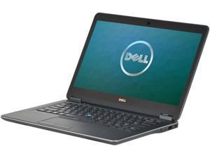 """DELL Latitude E7440 Intel Core i5 4th Gen 4310U (2.00 GHz) 8 GB Memory 256 GB SSD 14"""" 1366 x 768 A Grade Ultrabook Windows 10 Pro 64-Bit"""