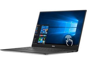 "DELL Laptop XPS XPS9350-4007SLV Intel Core i5 6th Gen 6200U (2.30 GHz) 8 GB Memory 256 GB SSD Intel HD Graphics 5500 13.3"" Touchscreen Windows 10 Home 64-Bit"