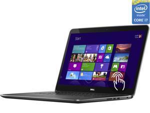 "DELL Ultrabook XPS XPS15-8949sLV Intel Core i7 4th Gen 4712HQ (2.30 GHz) 16 GB Memory 512 GB SSD NVIDIA GeForce GT 750M 15.6"" Touchscreen Windows 8.1 64-Bit"