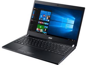 "Acer Laptop TravelMate P6 TMP648-M-700F-US Intel Core i7 6th Gen 6500U (2.50 GHz) 8 GB Memory 256 GB SSD Intel HD Graphics 520 14.0"" Windows 7 Professional 64-Bit (Downgrade from Windows 10 Pro)"