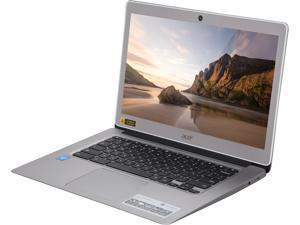 "Acer CB3-431-C5EX Chromebook Intel Celeron N3160 (1.60 GHz) 4 GB Memory 32 GB eMMC 14.0""  Chrome OS (Manufacturer Recertified)"