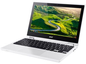 "Acer CB5-132T-C7R5 Bilingual Convertible Chromebook Intel Celeron N3050 (1.60 GHz) 4 GB Memory 32 GB SSD 11.6"" Touchscreen Chrome OS"