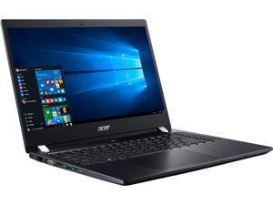 """Acer TravelMate X3410-M TMX3410-M-30Q6 14"""" LCD Notebook - Intel Core i3 (8th Gen) i3-8130U Dual-core (2 Core) 2.20 GHz - 8 GB DDR4 SDRAM - 128 GB SSD - Windows 10 Pro 64-bit - 1920 x 1080 - In-plan..."""