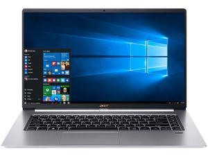 "Acer Swift 5 SF515-51T-73TY 15.6"" Touchscreen LCD Notebook - Intel Core i7 (8th Gen) i7-8565U Quad-core (4 Core) 1.80 GHz - 16 GB DDR4 SDRAM - 512 GB SSD - Windows 10 Home 64-bit - 1920 x 1080 - In..."