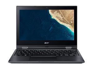 "Acer TravelMate Spin B1 B118-G2-RN TMB118-G2-RN-C2C9 11.6"" Touchscreen 2 in 1 Notebook - 1920 x 1080 - Celeron N4100 - 4 GB RAM - 128 GB SSD"