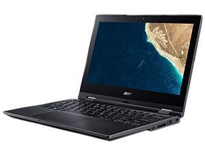 "Acer TravelMate Spin B1 B118-G2-RN TMB118-G2-RN-C710 11.6"" Touchscreen 2 in 1 Notebook - 1920 x 1080 - Celeron N4100 - 4 GB RAM - 128 GB SSD"