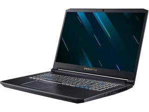 "Acer Predator Helios 300 PH317-53-71D6 17.3"" Gaming Notebook - 1920 x 1080 - Core i7 i7-9750H - 16 GB RAM - 512 GB SSD - Black"