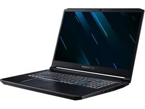 "Acer Predator Helios 300 PH317-53-77X3 17.3"" Gaming Notebook - 1920 x 1080 - Core i7 i7-9750H - 32 GB RAM - 512 GB SSD - Black"