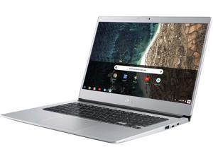 "Acer Chromebook 514 CB514-1H-C47X Chromebook Intel Celeron N3350 (1.1 GHz) 4 GB LPDDR4 Memory 32 GB Flash 14.0"" Chrome OS (Grade A - Manufacturer Recertified)"