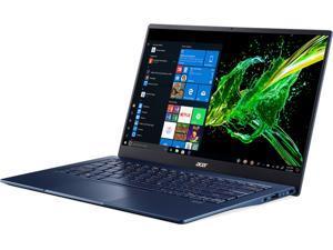 "Acer Laptop Swift 5 SF514-54T-5428 Intel Core i5 10th Gen 1035G1 (1.00 GHz) 8 GB LPDDR4 Memory 512 GB SSD Intel UHD Graphics 14"" Touchscreen Windows 10 Home 64-bit"
