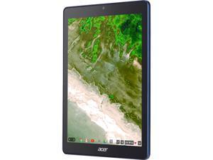 "Acer Chromebook Tab 10 D651N-K25M ARM Cortex A72 Dual-core, ARM Cortex A53 Quad-core 2.00 GHz 4 GB Memory 32 GB 9.7"" 2048 x 1536 Tablet PC Chrome OS Indigo Blue"