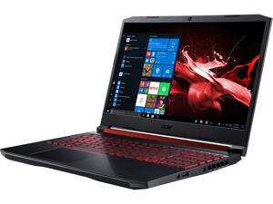 "Acer Nitro 5 AN515-54-70KK 15.6"" 144 Hz IPS Intel Core i7 9th Gen 9750H (2.60 GHz) NVIDIA GeForce RTX 2060 16 GB Memory 512 GB SSD Windows 10 Home 64-bit Gaming Laptop"