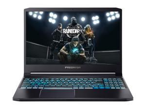 "Acer Predator Triton 500 PT515-52-77P9 15.6"" 300 Hz IPS Intel Core i7 10th Gen 10750H (2.60 GHz) NVIDIA GeForce RTX 2080 SUPER Max-Q 32 GB Memory 1 TB SSD Windows 10 Home 64-bit Gaming Laptop"