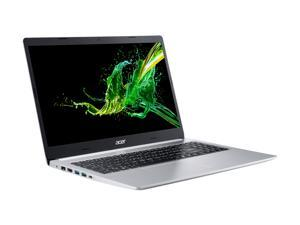 "Acer Laptop Aspire 5 A515-55-576H Intel Core i5 10th Gen 1035G1 (1.00 GHz) 8 GB Memory 512 GB PCIe SSD Intel UHD Graphics 15.6"" Windows 10 Home 64-bit"