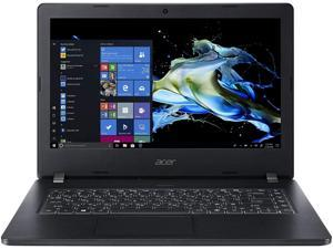 "Acer Laptop TravelMate P2 TMP214-51-57BZ Intel Core i5 8th Gen 8250U (1.60 GHz) 8 GB Memory 256 GB SSD Intel UHD Graphics 620 14.0"" Windows 10 Pro 64-bit"