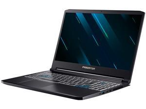 "Acer Predator Triton 300 - 15.6"" 240 Hz - Intel Core i7-10750H - GeForce RTX 2070 Max-Q - 16 GB Memory - 512 GB PCIe SSD - Windows 10 Home - Gaming Laptop (PT315-52-73WT)"